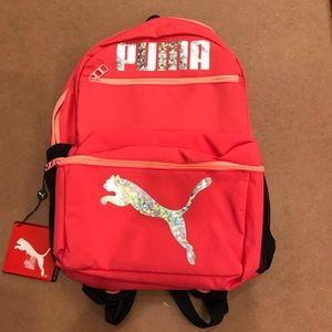 ✨NWT✨Puma Backpack